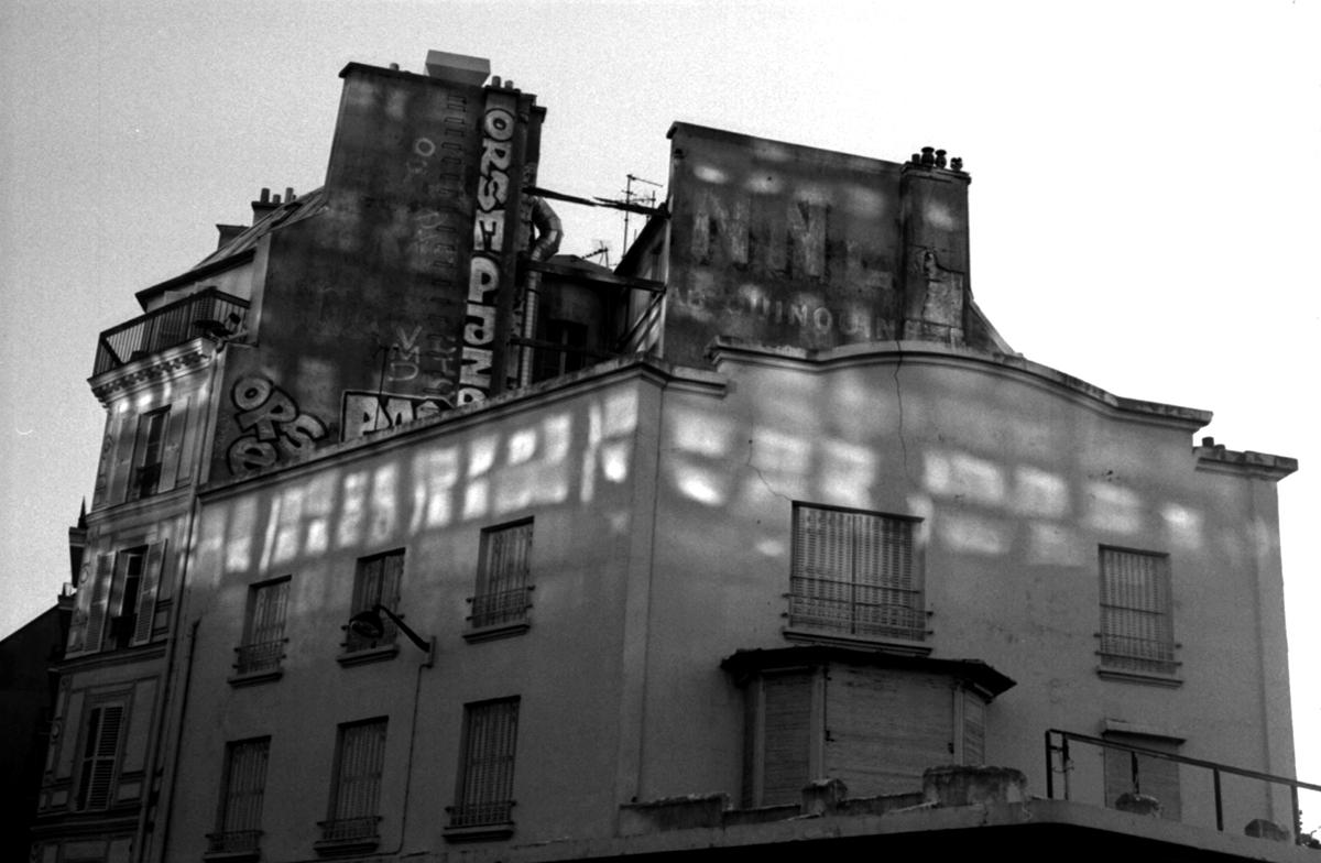 Place de la Bastille Jessica Rosselet