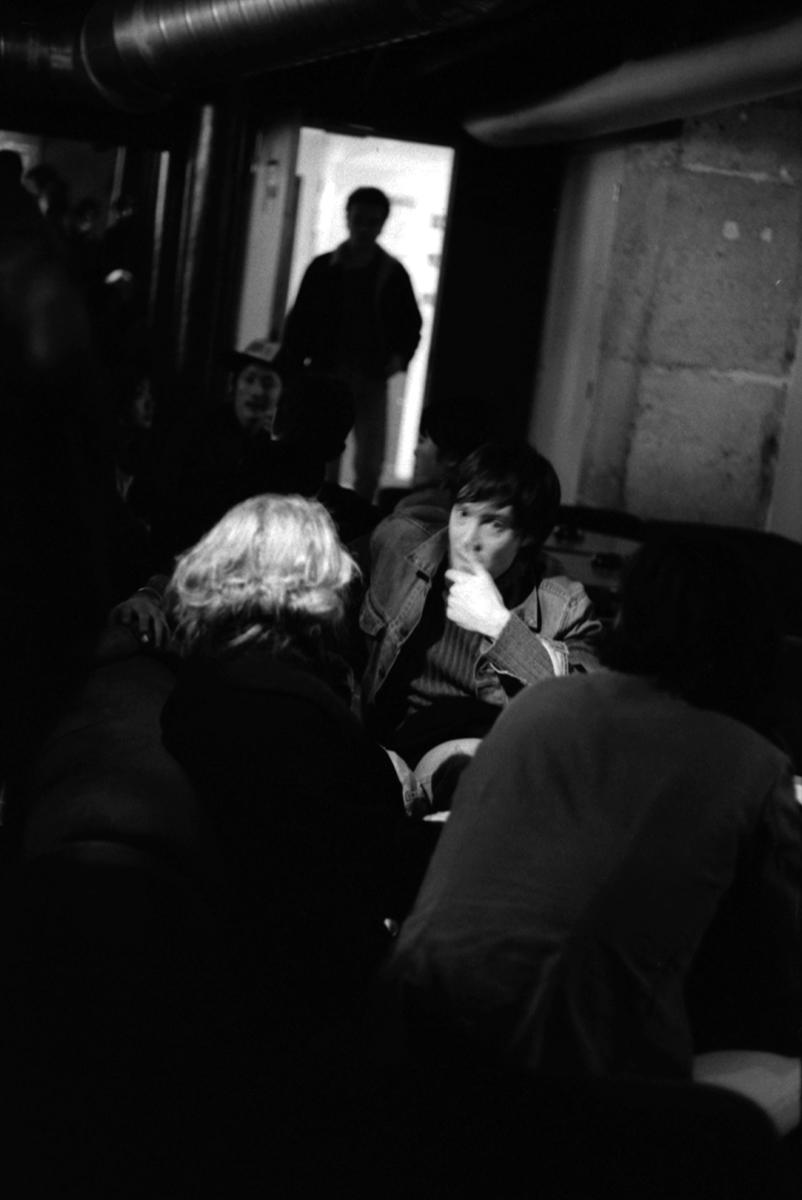 Dante au Triptyque (et l'ombre du père)