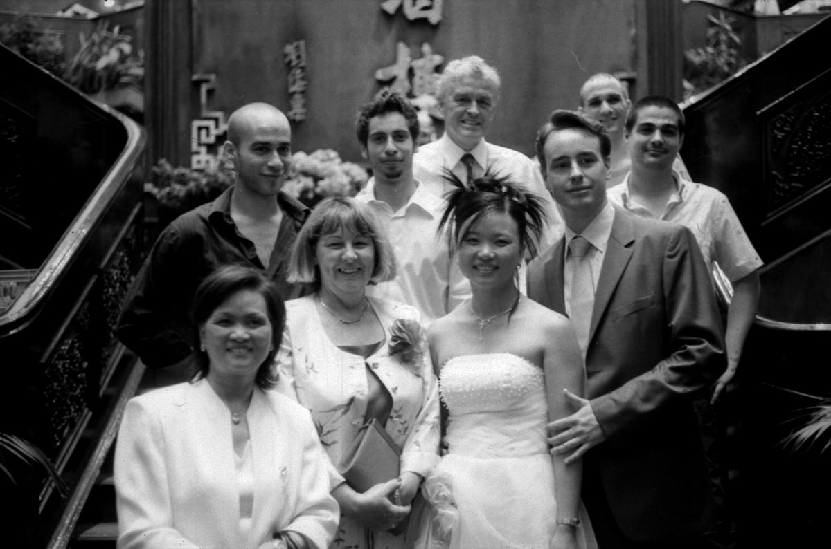 Renaud Brunel se fiance au Président Jing-ji He Renaud Brunel Paris