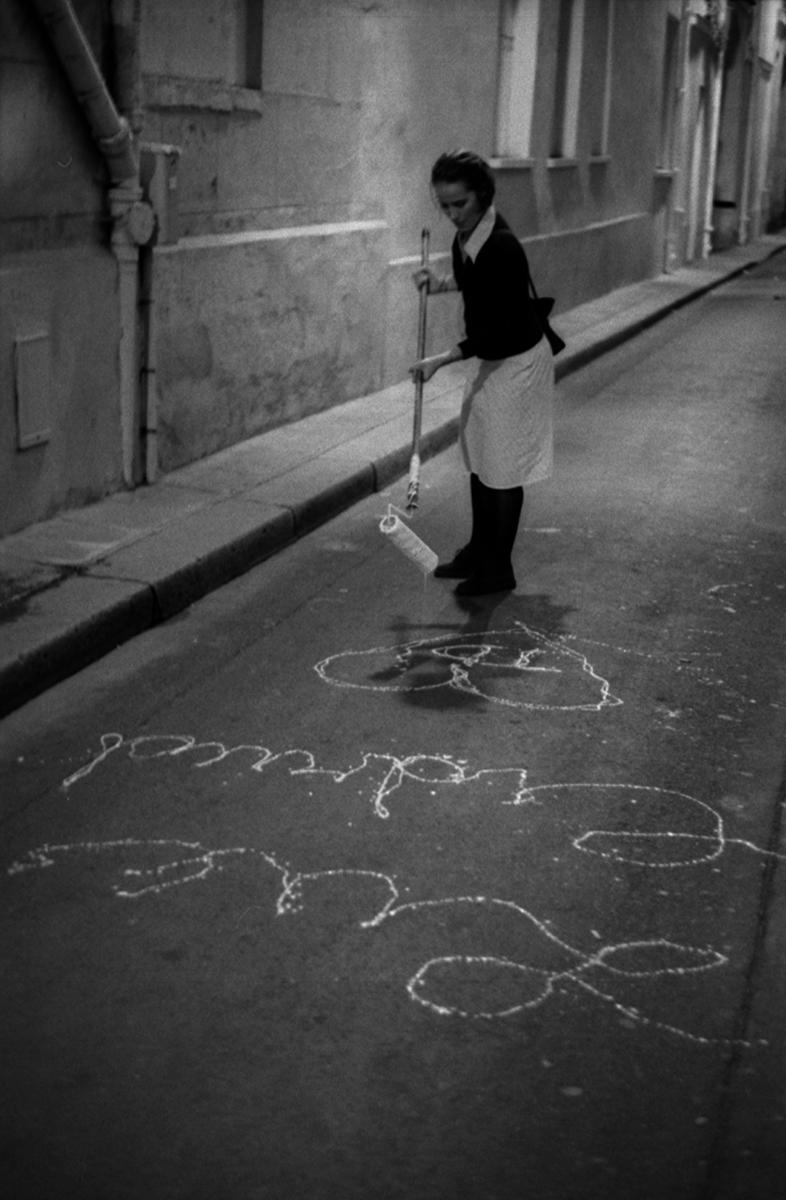 Le larcin de Lue rue Visconti