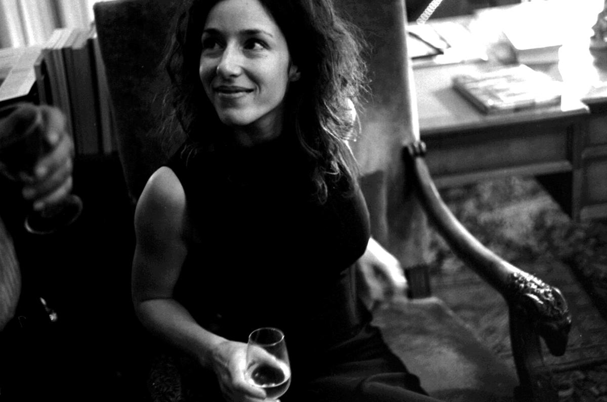 Anne aux 61 ans de Michel Maffesoli Anne Petiau Paris