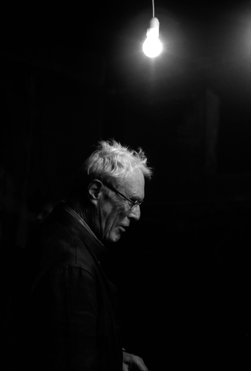 Mark Strand au Liceo Gallileo
