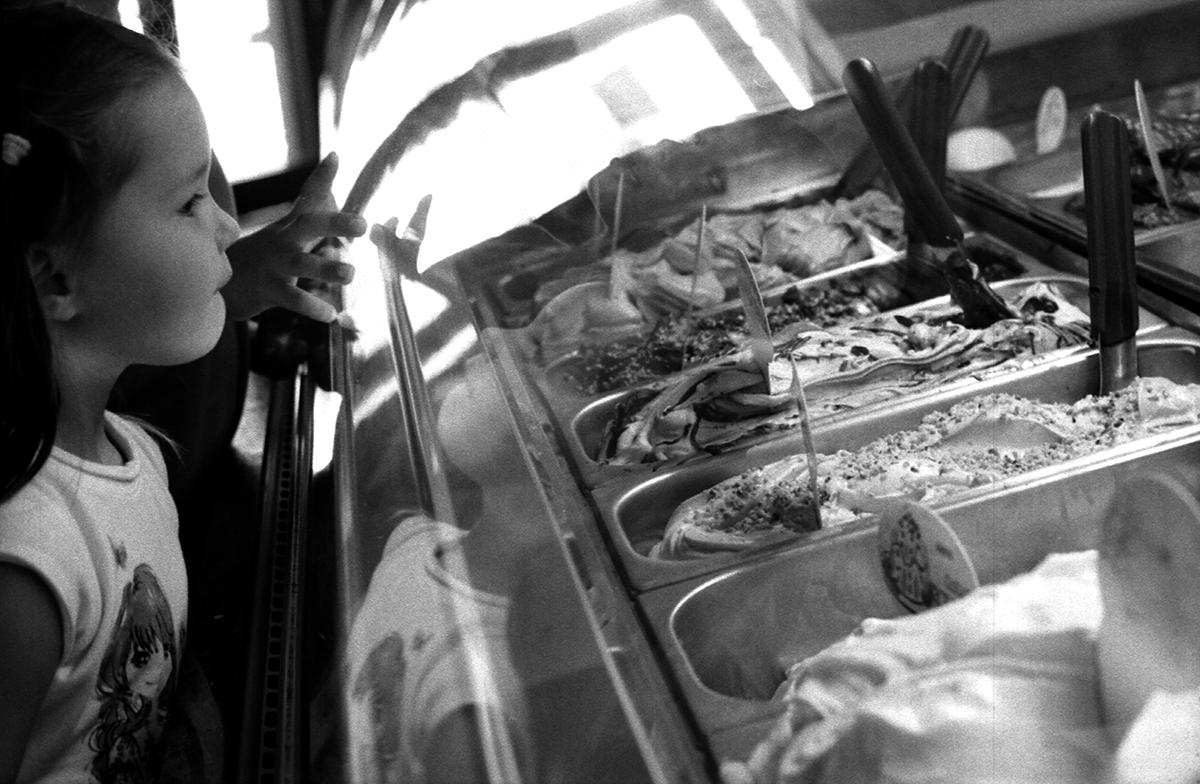 Alla Glosità , pasticceria di Francesco Kevin Obsatz Roma