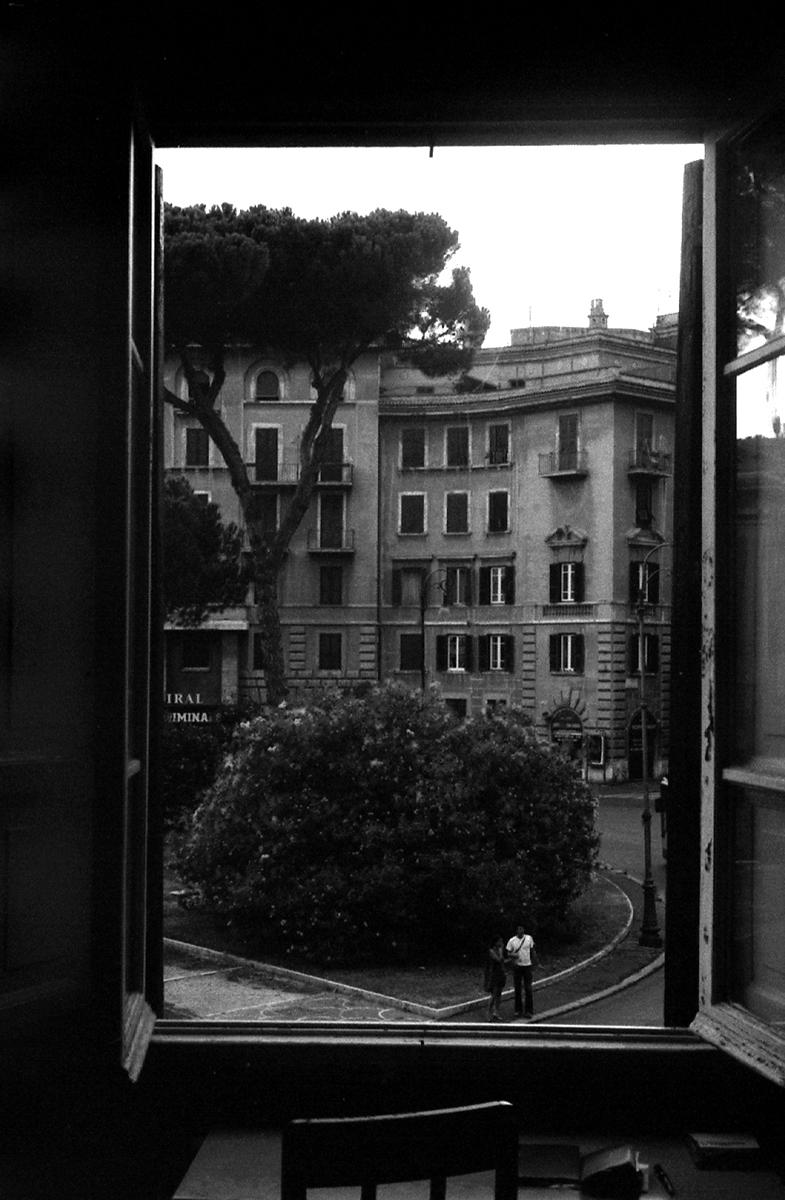 Piazza Verbano, casa di Valentina