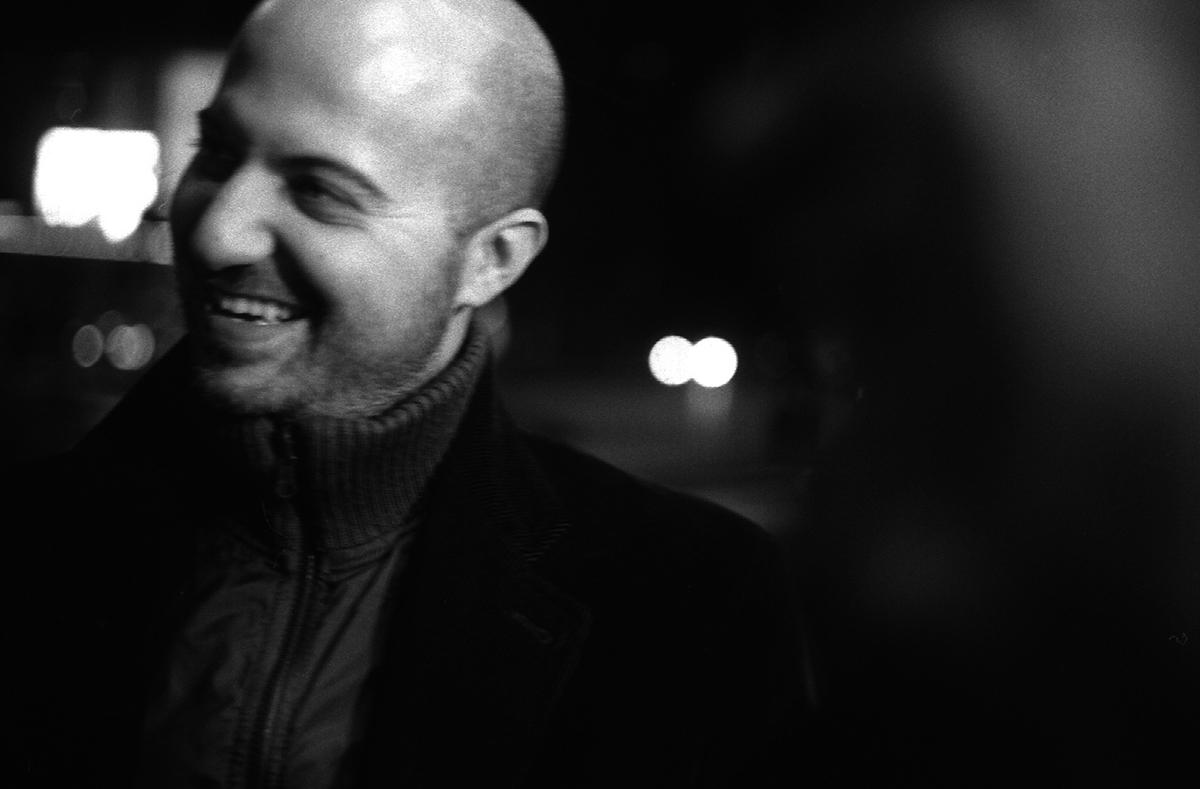 Francesco Bevivino à  la Briciola