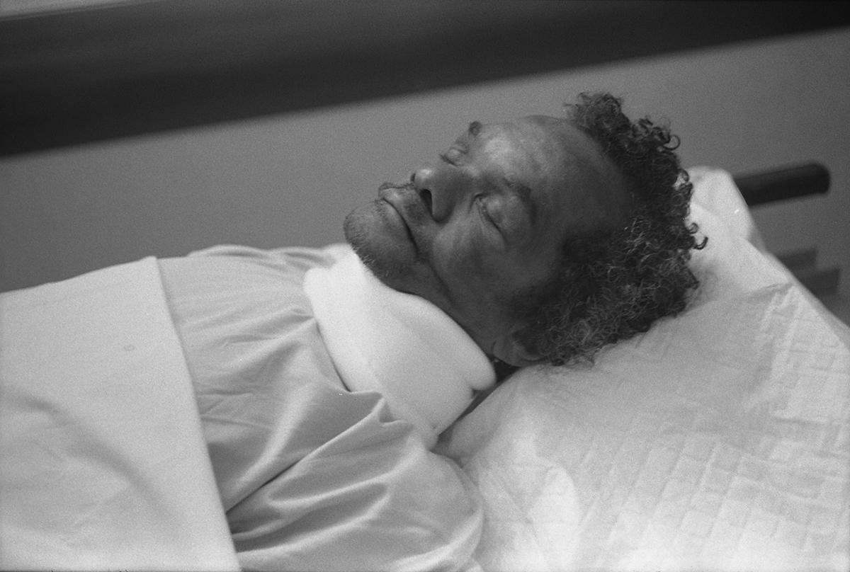 La mort de Jean-Paul Bluker mvd Jean-Paul Bluker