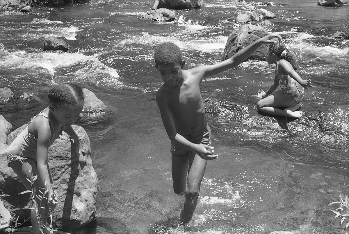 La rivière de Langevin