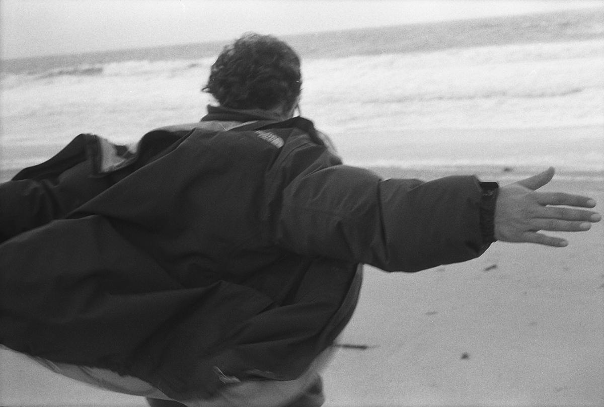 Guillaume, malgré le grain de la marée