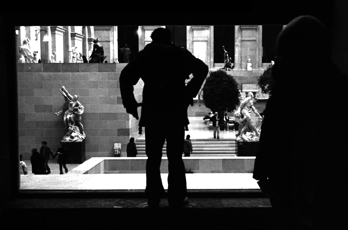 Sentenza, Louvre